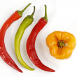 Sharp pepper - Stock Photo