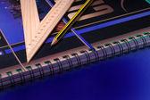 Notebook — Stockfoto