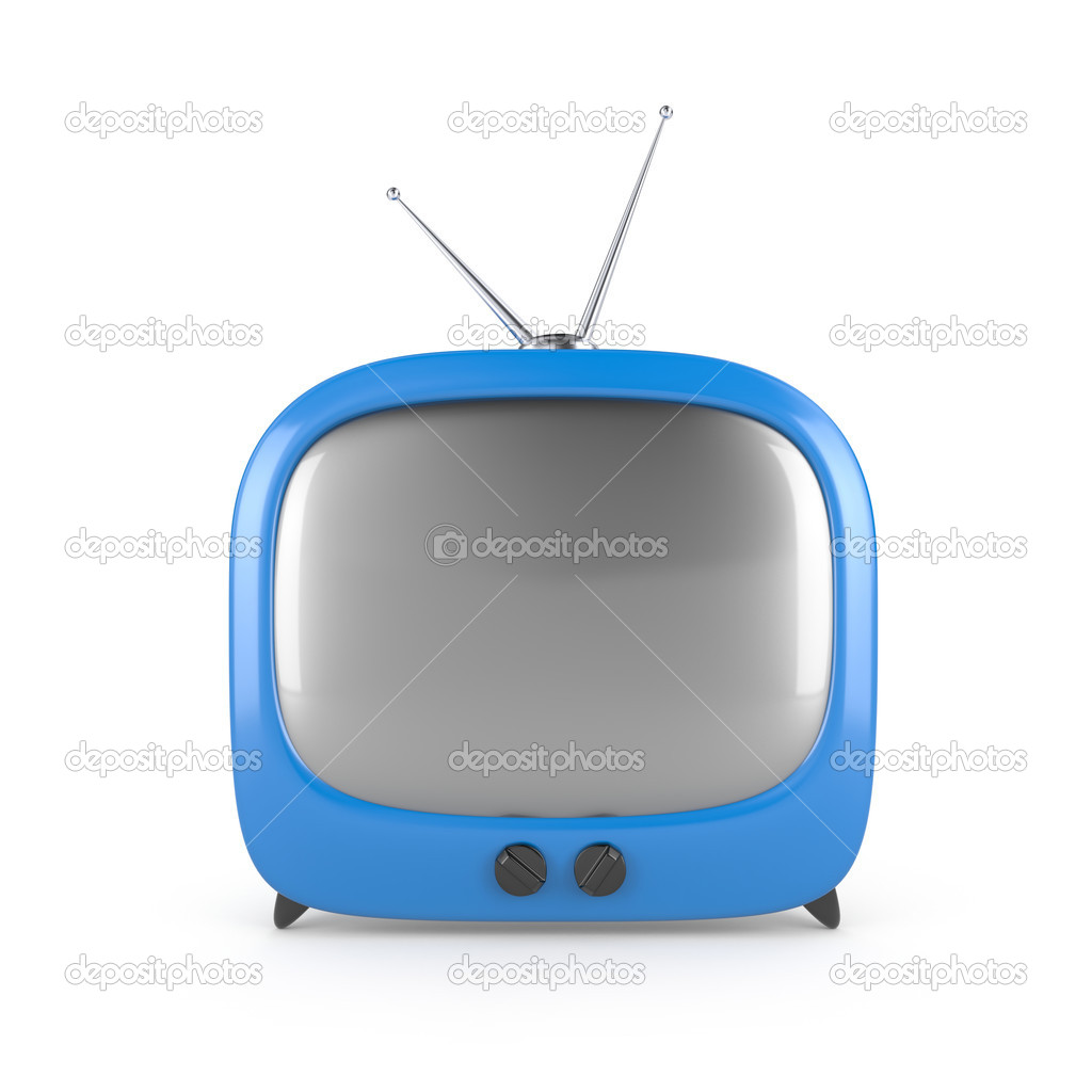 More TV in my portfolio — Stock Photo #3511129