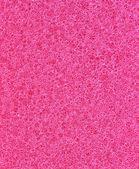 Red sponge pores detail — Stock Photo