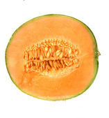 Orange water melon — Stock Photo