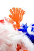 Queensday accessory — Stock Photo