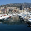 Stock Photo: Harbor at Monte Carlo