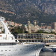 View at the casino of Monaco — Stock Photo