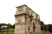 Arco Di Costantino in Rome — Stock Photo