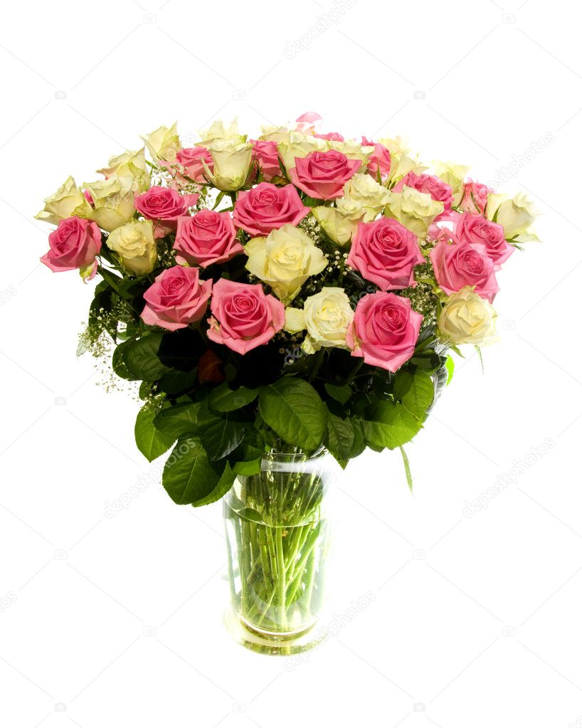 Bouquet of roses stock photo sannie32 2976604 for Images of bouquets of roses