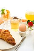 вкусный завтрак — Стоковое фото