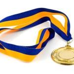 Golden medal — Stock Photo #3070637