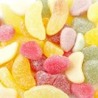 Coloful sugar candy — Stock Photo