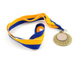 Bronze medal — Stock Photo