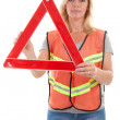 Womin safety vest — Photo #3480732
