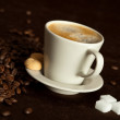Cup of coffee — Stock Photo #2870223
