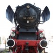 Dampflok  steam locomotive - Stock Photo