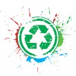 Royalty-Free Stock Vector Image: Recycle icon