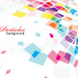 Royalty-Free Stock Imagen vectorial: Abstract mosaic background