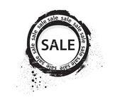 Prodej tage — Stock vektor