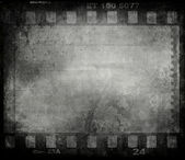 Grunge film achtergrond met ruimte voor de tekst of afbeelding — Stockfoto