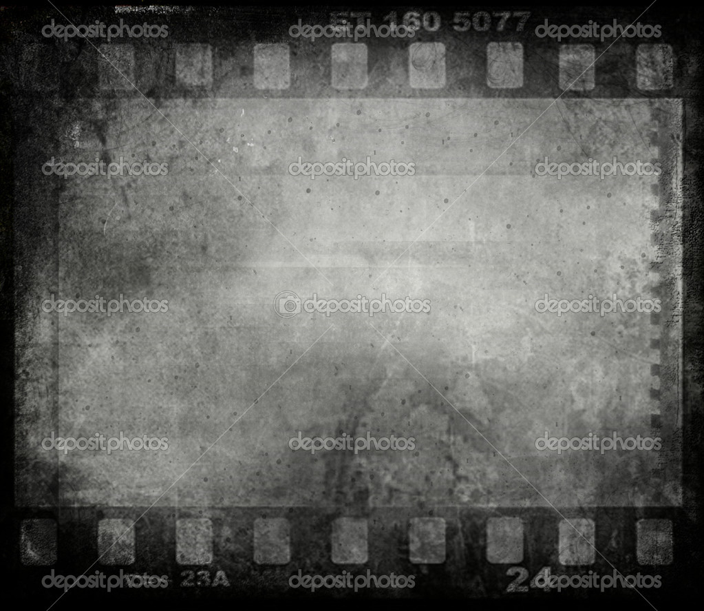 Grunge film background with space for text or image — Foto de Stock   #4137133