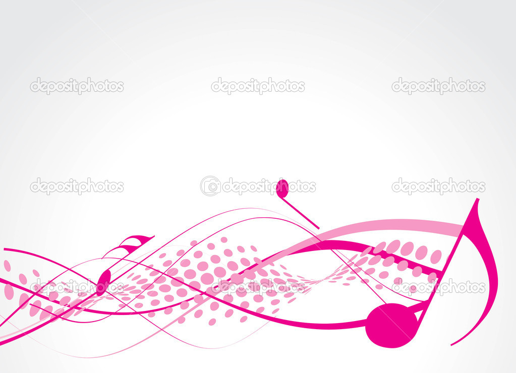 Music theme  Stock Vector #4137059