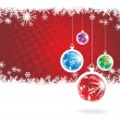 Royalty-Free Stock Vector Image: Christmas colorful design