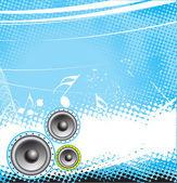Thème de la musique — Vecteur