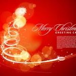 クリスマスのカラフルなデザイン — ストックベクタ #4326237