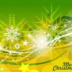 クリスマスのカラフルなデザイン — ストックベクタ #4326284