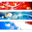 Christmas colorful design — Image vectorielle