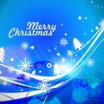 Noel renkli tasarım — Stok Vektör