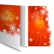 Christmas greeting card — Stock Vector #4327548