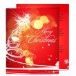 Royalty-Free Stock Векторное изображение: Christmas template designs