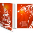 Christmas greeting card — Stock Vector #4437149