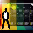 Royalty-Free Stock Vector Image: 2011 calendar