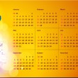 Royalty-Free Stock Vektorfiler: 2011 calendar