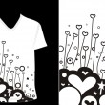 T-shirt design — Stock Vector #4462088