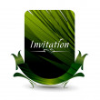 Invitation card — Stock Vector #4473021