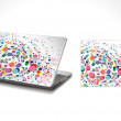 ������, ������: Laptop sticker skins