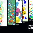 Web site design — Vettoriale Stock #4482488