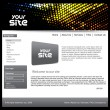 sito web design — Vettoriale Stock  #4482737