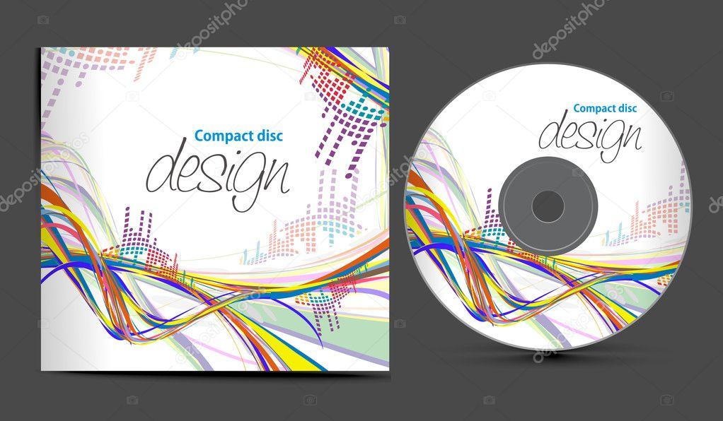 Дизайн сд дисков музыкальных