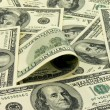 Dollar banknotes background — Stock Photo #2700332