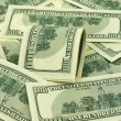 Dollar banknotes background — Stock Photo #2700370
