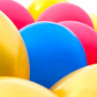 Background of colorful balloons — Stock Photo