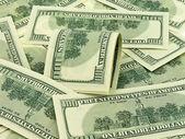 Dolar banknotów tło — Zdjęcie stockowe