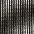 A grid of rubber on a white background - Stock Photo