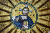 Christ surrounded by prophets — Stock Photo