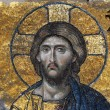Mosaic of Jesus Christ - Stock Photo
