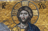 Mosaic of Jesus Christ — Foto Stock