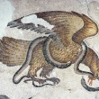 Eagle and Snake, mosaic — Stock Photo