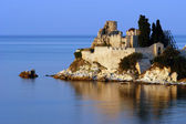 Monastery of Saint Vasilie, Mount Athos — Stock Photo